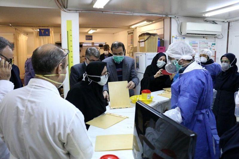 تعداد مبتلایان به کرونا در ایران به ۶۴ نفر رسید / ۱۲ نفر فوت شدند