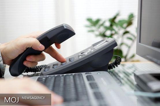 ارتباط ۱۶هزار خط تلفن در شهران برقرار شد