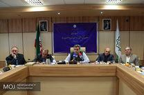 نشست خبری معاون فنی و عمرانی شهرداری تهران