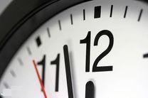 فردا شب ساعت رسمی کشور به عقب کشیده می شود