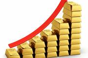 قیمت طلا در بازارهای جهانی 5 دلار افزایش یافت
