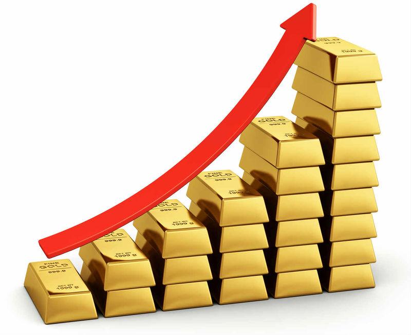 قیمت طلای آمریکا کاهش یافت