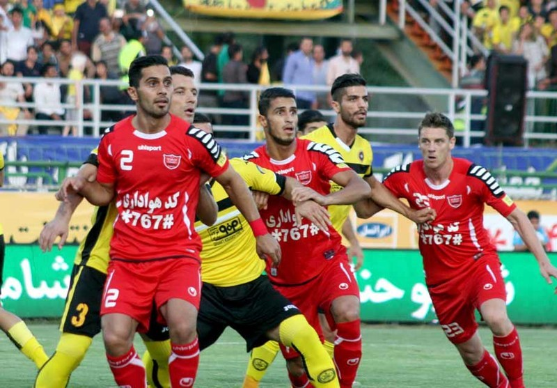 دیدار دو تیم  پرسپولیس و اصفهان لغو شد