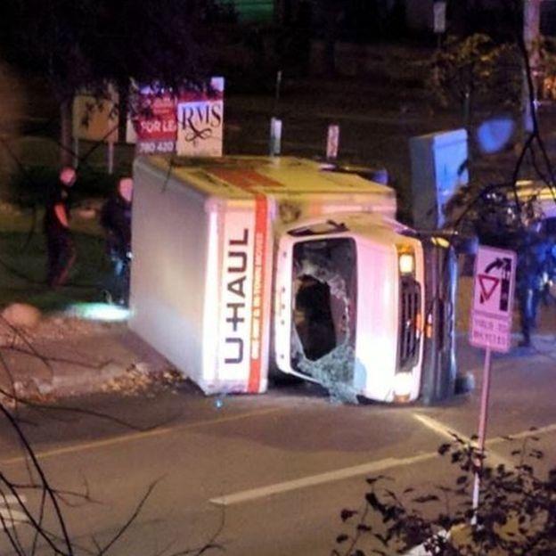 ۵ تن در ۲ اقدام تروریستی در کانادازخمی شدند