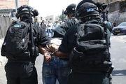 Zionist Regime forces arrested 25 Palestinians across the West Bank