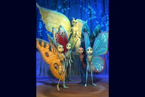 پایان ساخت موسیقی انیمیشن سینمایی راز پروانه ها