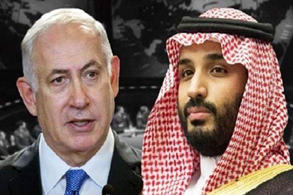 دیدار محرمانه نتانیاهو و محمد بن سلمان فاش شد