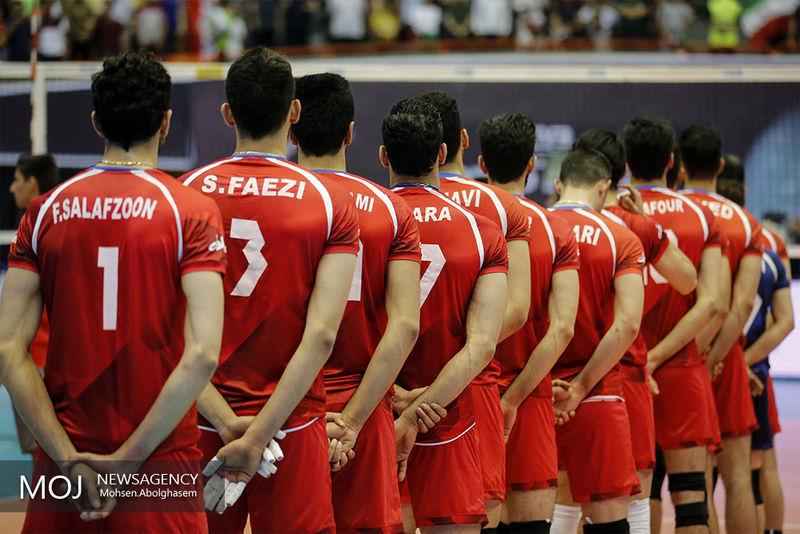 ساعت ورود تیم ملی والیبال به تهران اعلام شد