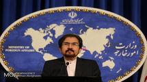 سخنگوی وزارت خارجه حادثه انفجار در کلمبیا را محکوم کرد