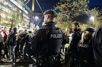 بازداشت یک مظنون در ارتباط با حمله به اتوبوس بازیکنان دورتموند