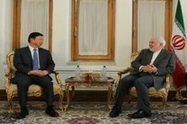 وزیر امور بین الملل حزب کمونیست چین با ظریف دیدار کرد