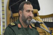 فرمانده سپاه نینوا استان گلستان منصوب شد