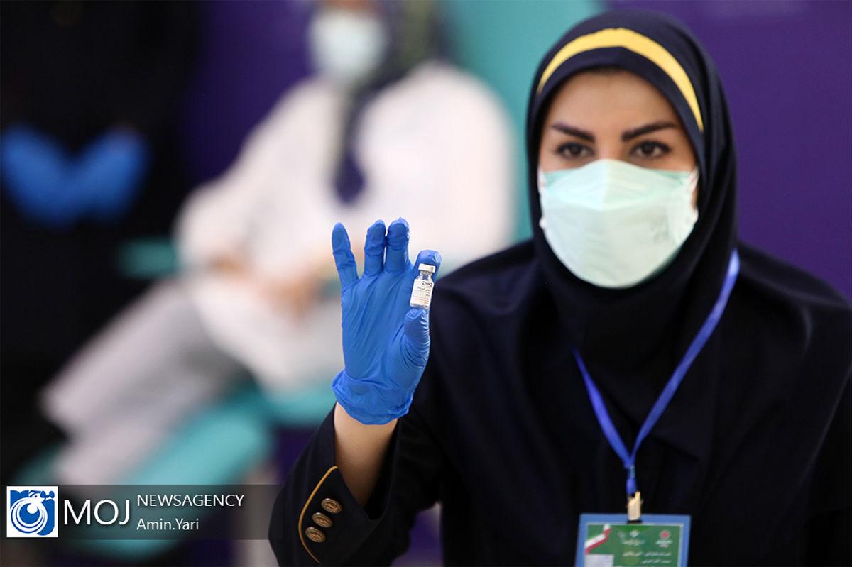 تزریق نخستین واکسن ایرانی به ۱۰ هزار نفر