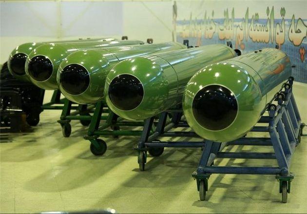 """برای اولین بار؛ """"والفجر""""، جدیدترین اژدر نداجا از زیردریایی غدیر شلیک شد"""