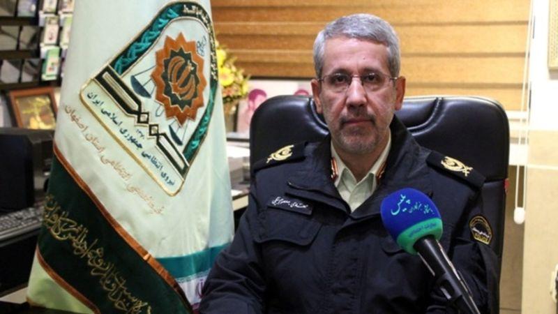 کشف 40 تن مواد مخدر توسط پلیس اصفهان درسال 98