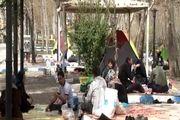 ممنوعیت ورود گردشگران به شهر باغ بهادران