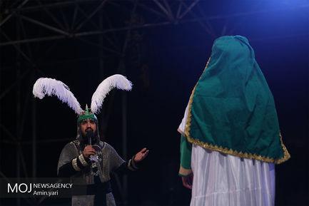 تعزیه حضرت علی اکبر (ع)