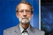 لاریجانی انتخاب سرلشکر رشید را تبریک گفت
