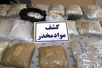 انهدام ۲۲ باند حمل و ترانزیت مواد مخدر در استان