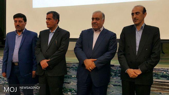 مراسم تودیع و معارفه مدیران کل راه استان لرستان برگزار شد