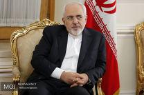 واکنش ظریف به نشان دادن موشک شلیک شده به عربستان با آرم موسسه استاندارد ایران