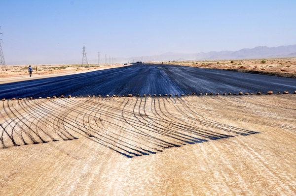 بهره برداری از قطعات ۱ و ۲ آزاد راه کنار گذر شرق اصفهان