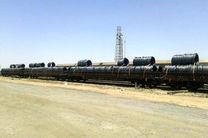 ثبت رکورد جدید حمل در راه آهن اصفهان در ۸ ماهه سال جاری