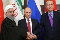 نشست سه جانبه ایران، روسیه و ترکیه در مورد سوریه