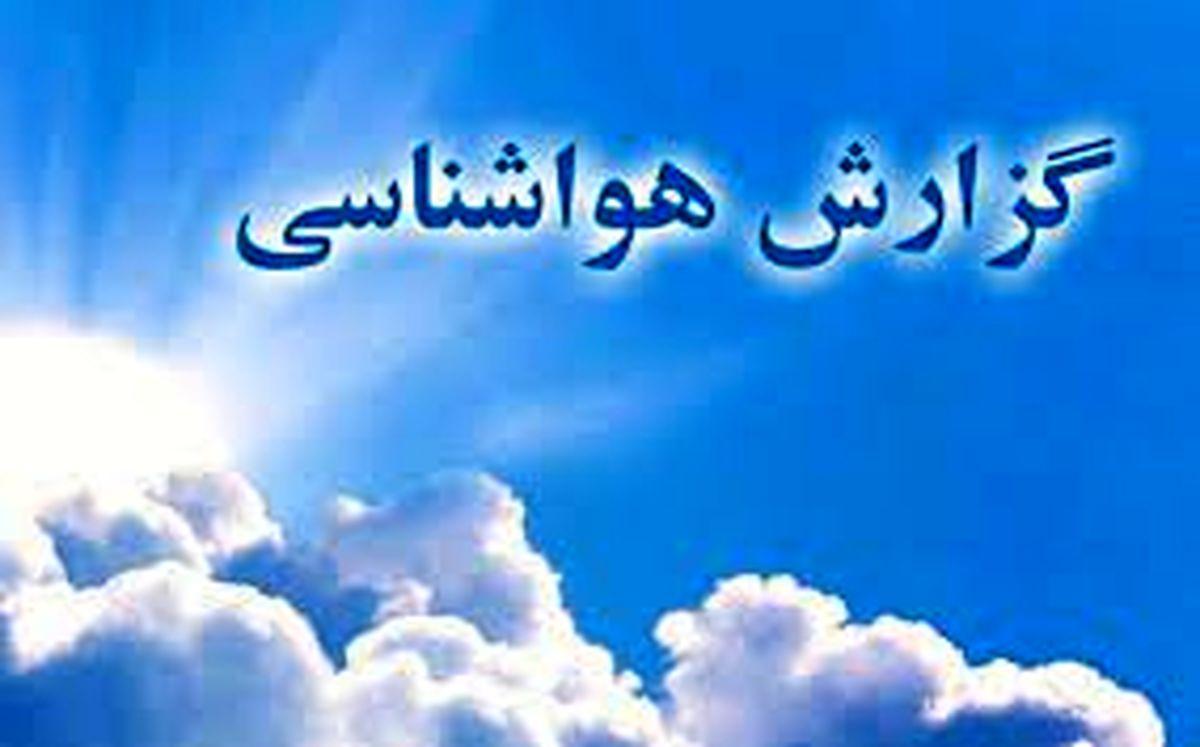 حاکمیت هوای گرم در استان اردبیل