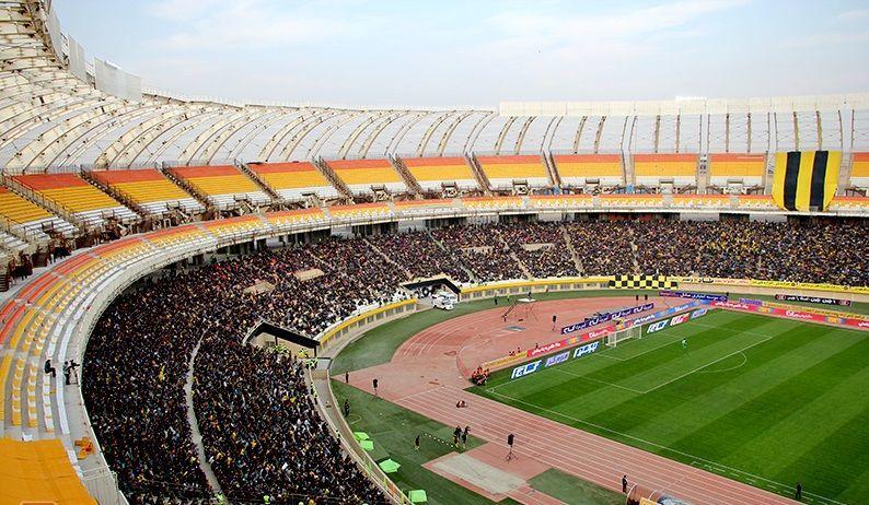 ورزشگاه نقش جهان به سامانه فروش بلیط الکترونیکی مجهز شد
