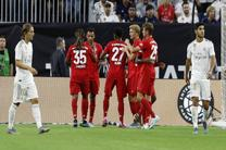 نتیجه بازی بایرن مونیخ و رئال مادرید/ بایرن مونیخ 3  رئال مادرید 1