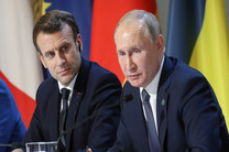 روسای جمهور فرانسه و روسیه خواستار حفظ برجام شدند