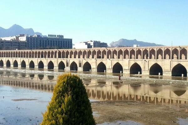 کیفیت هوای اصفهان سالم است / شاخص کیفیت هوا 86