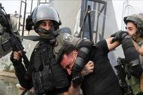 بازداشت 21 فلسطینی در حملات رژیم صهیونیستی به کرانه باختری