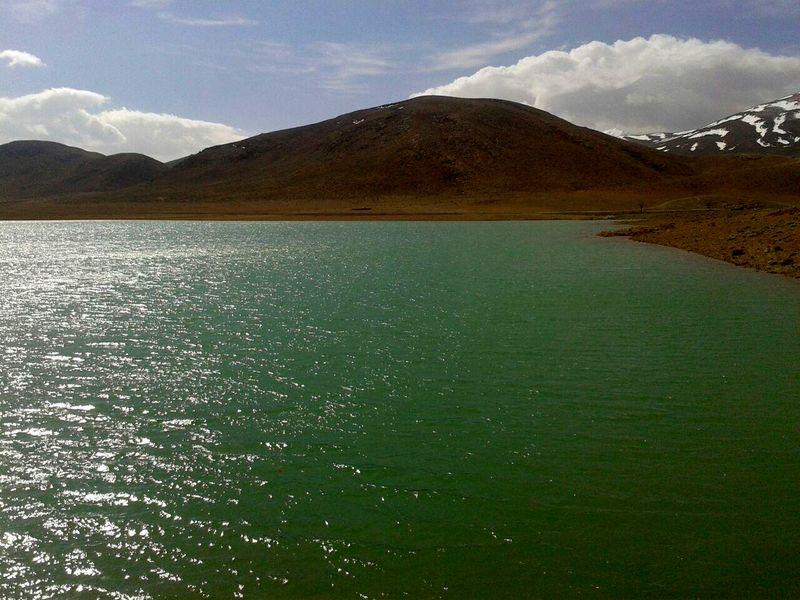 آبگیری دو میلیون مترمکعبی پخش سیلاب و بندهای سنگی استان اصفهان