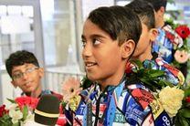 ووشوکار هرمزگانی عازم مسابقات جهانی برزیل شد