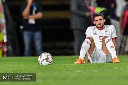 دیدار تیمهای ملی فوتبال ایران و ژاپن/میلاد محمدی