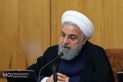 روحانی در پیامی درگذشت پروفسور فضل الله رضا را تسلیت گفت