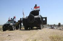 کشته شدن دو تروریست داعشی در استان صلاح الدین عراق