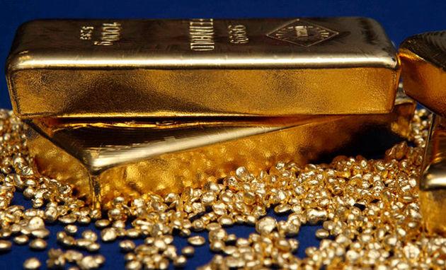 طلای جهانی به رکورد 1270 دلار ایستاد