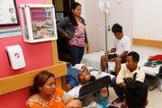 ریزش ساختمان در حال ساخت، جان 17 نفر را در کامبوج گرفت