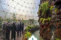 ایجاد جنگل 170 هکتاری در نقطه آلوده شهر اصفهان
