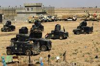 عملیات بزرگ حشد شعبی در استان الانبار آغاز شد