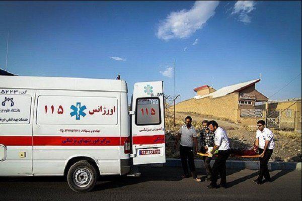 مرگ مرد ۳۲ ساله براثر برق گرفتگی در بابلرود