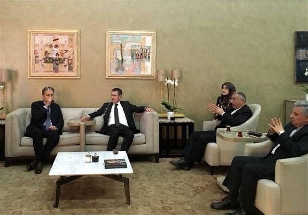 دیدار سفیر ایران با وزیر دفاع ترکیه