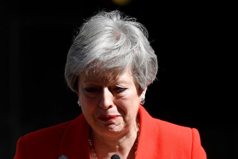 ترزا می از ریاست حزب حاکم محافظه کار کنار رفت