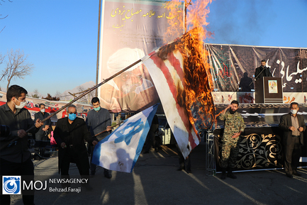 اجتماع بزرگ سلیمانی ها در کرمانشاه