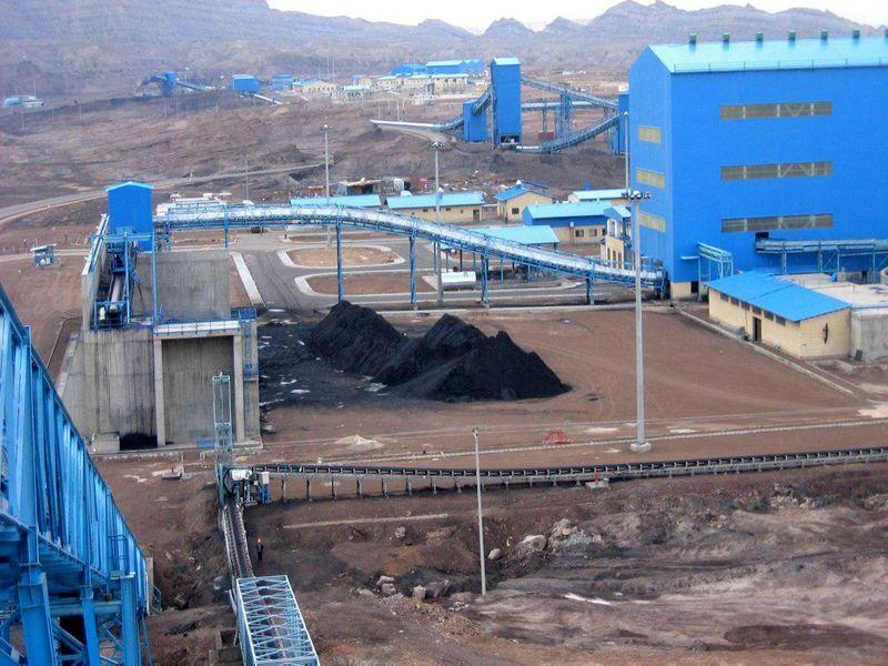 تولید زغال سنگ ایران در سال 97 به 1.6 میلیون تن خواهد رسید