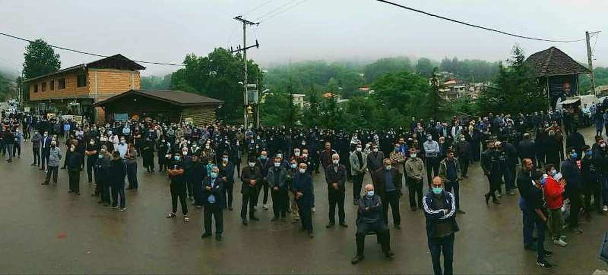 هفتمین روز درگذشت استاد فرهود جلالی کندلوسی برگزار شد