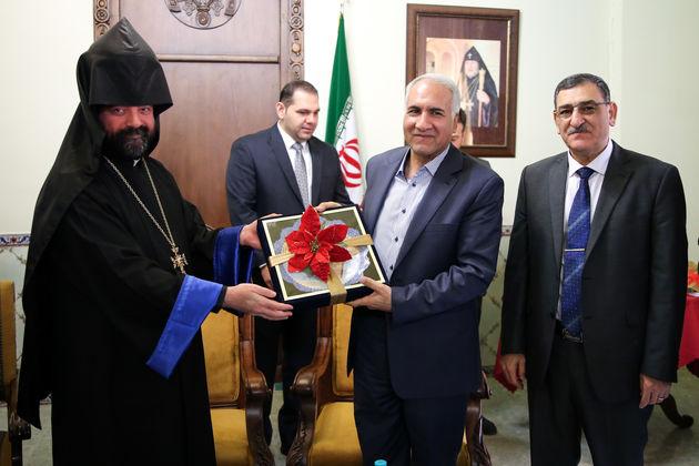 وجود مسیحیان در اصفهان فرصتی ارزشمند برای توسعه گردشگری است